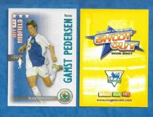 Blackburn Rovers Morten Gamst Pedersen Norway (F) (SO07)